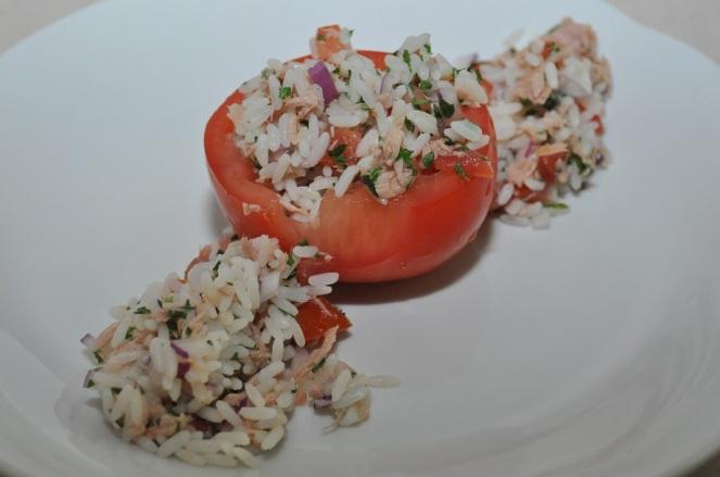 Gevulde tomaten - kopie