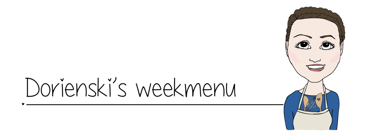 Weekmenu #11 (Dagen Zonder Vlees)