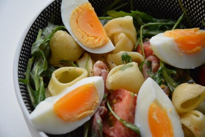 frisse-pastasalade