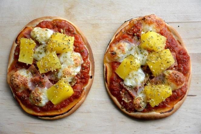 mini-pizza-hawai