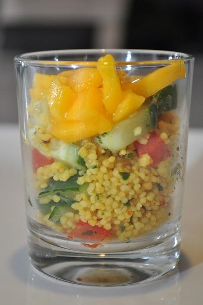 Laagjessalade met couscous (2)