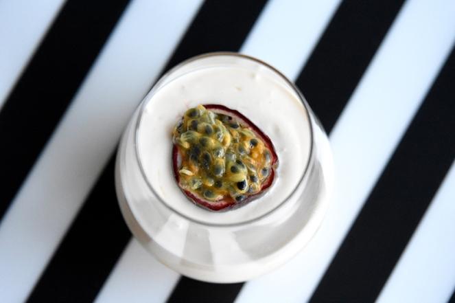 Griekse yoghurt met mango en passievrucht (2)