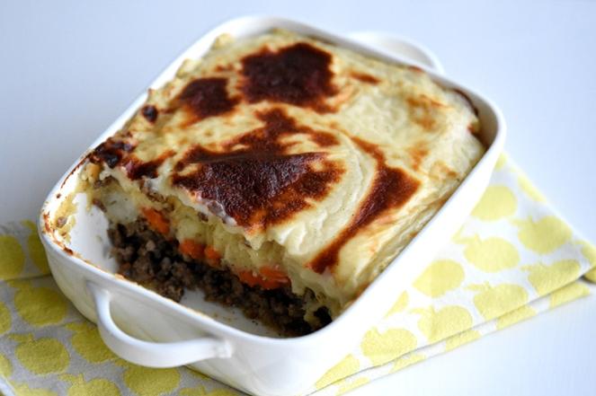 Ovenschotel met lam, wortel en bloemkool (2)