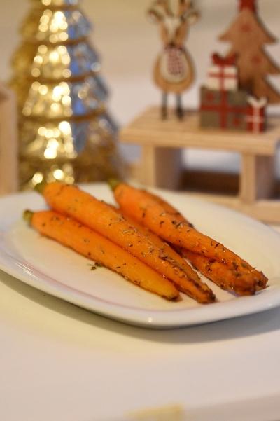 Geglaceerde wortelen (2)