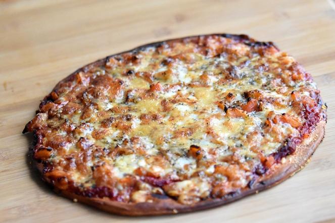 Pizza quattro formaggi (2)