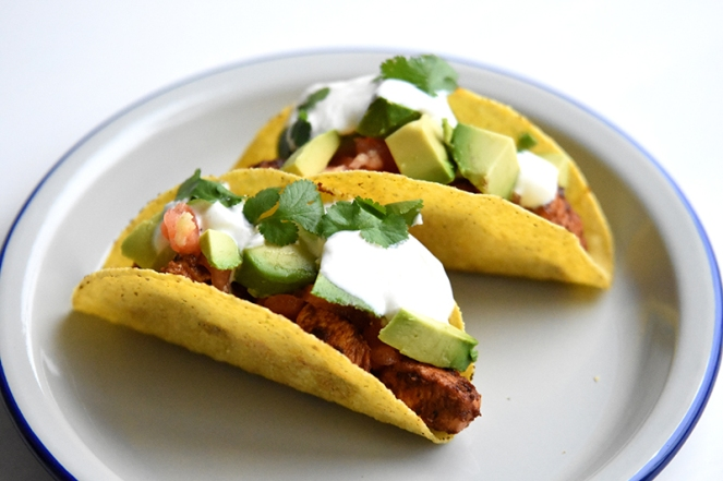Taco's met kip en avocado (2)