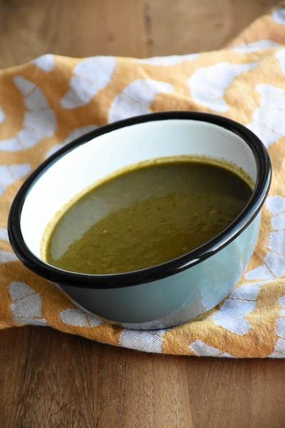 Spinazie-broccolisoep (2)